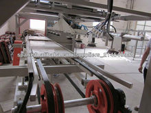 XTQ-2 Automatic dry type cutting line with squaring and chamfering machine