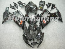 ABS Bodywork Body Kits For K6 Fairings Suzuki GSXR600/750 2006-2007 Motorcycle Parts Bright Black