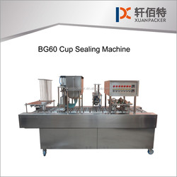 Automatic Plastic Cup Sealer