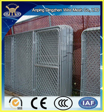 metal galvanized steel dog kennel panel