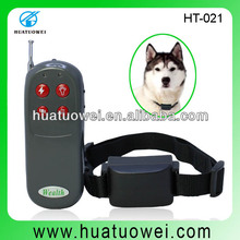 Rechargeable & Waterproof LCD Shock & Vibrate Remote Electronic Dog Training Collar