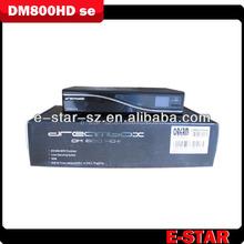 dm800se wifi Linux Decoder HD Satellite Receiver dm800hd se with sim a8p card dreambox-800-hd-se wifi dreambox 800se hd receiver
