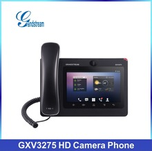 Grandstream GXV3275 Android VoIP Phone with Touch Screen WiFi HD audio and PoE