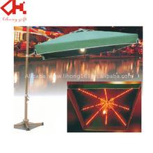 LED Light outdoor patio garden waterproof big beach umbrella