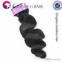 Global best selling human hair extension ami longer