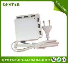 High quality hand crank mobile international worldwide adapter