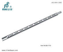17mm china supplier mini ball bearing drawer slide