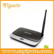CS918 Andorid 4.4 1.8GHz 2GB RAM 8GB ROM WIFI HD Stick Rj45 Internet RK3188 Smart Tv Box With Remote