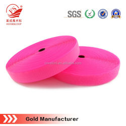 International Pantone Colorful Nylon Hook Loop Velcro Tape