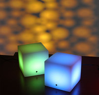 CUBE RECHARGEABLE RGB TOUCH Table Light