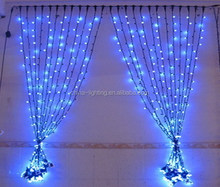 Christmas led waterfull curtain lights