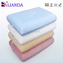 Customized with your Own brand memory foam floor pillow