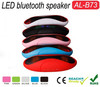 best selling items bluetooth ball round shape mini portable speaker with mic handsfree functions