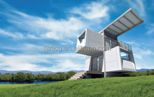 movable container house luxury style