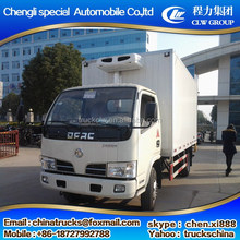2014 top sell ckd refrigerated truck body