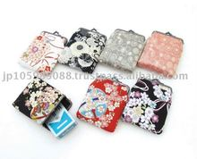 Japanese Kimono Pouch Bag - Cigarette Case