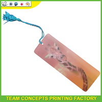 Handmade paper bookmarks to decorate