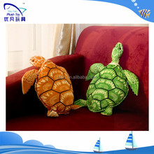 swimming turtle toy/sea turtle toy/stuffed plush animal big eyed toys