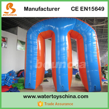 M Model Inflatable Air Bunker For Paintball Sports