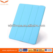 For IPad 5 Smart Cover,Magnetic Fold Leather Case For IPad Air