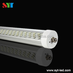 ul 8foot one pin 40w led tube light cool white Isolated driver 5 years warranty