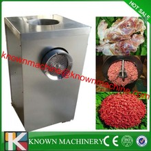Factory new design big capacity 600kg/h fresh and forzen pork/chicken/duck/fish/ meat grinder