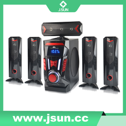 2015 newly active computer subwoofer 5.1