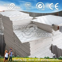 Vinyl Faced Gypsum Ceiling Tiles/ Knauf Gypsum Ceiling Tile