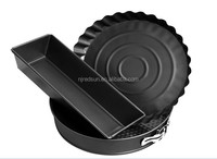 hot selling carbon steel oven cake baking mould