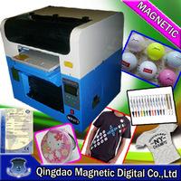 Magnetic New year price digital plastic bag inkjet printer