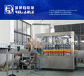 Botella de agua de llenado de la máquina/agua purificada la producción de equipos