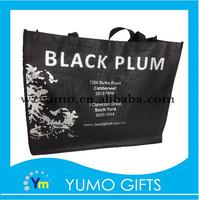 packaging t-shirt shopping non woven bags