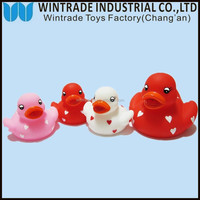 Christmas duck set family toy for kids gifts