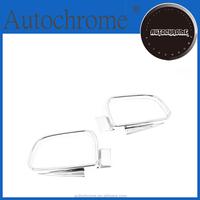 Factory price car auto exterior car accessory chrome side mirror frame for Hyundai Tucson accessories