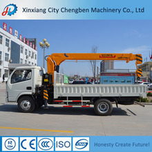 Perfect Design Palfinger Small Cranes with Powerful Engine