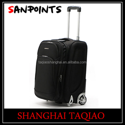 Fashion soft trolleysuitcase chinese suitcase scooter luggage electric luggage scooter dockers luggage parts