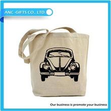 promotional cheap cotton canvas duffel bag
