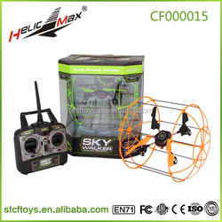 2015 wholesale sky walker drone toy 2.4G 6-gyro ufo toys rc quadcopter aircraft drone helicopter rc helicopter