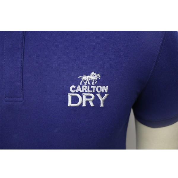 100% Pique de Algodão Azul Melhores Camisas Pólo Para Homens, Polo Shirts À Venda