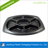 Hot Selling Catering Food Party Wedding Pudding Serving Plastic Disposable Large Plastic Tray