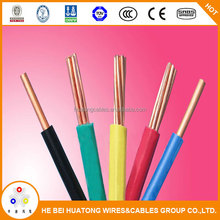 Durable and Reliable Grounding copper electrical cable wire