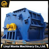 High output Metal or Iron or Tin Cans Crusher and Bucket crusher and Metal Shredder used in recycling factory