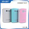 usb power bank 5600mah ,high quality rohs power bank portable external battery power pack