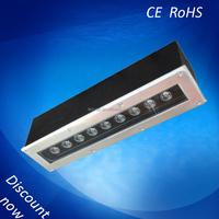 RGB High Qaulity big power LED Underground Light 9w