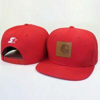 New Fashion Personality European America Men Women Unisex Hiphop Hats, Snapback Cathartt Baseball Caps 7242