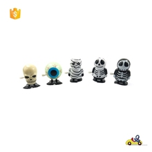 New arrival plastic wind up toy halloween wind up Zombie/ for kids