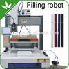 ShenZhen manufacturers 0.4ml, 0.5ml, 0.8ml cartridge Automatic Electronic Cigarette palm oil filling machine