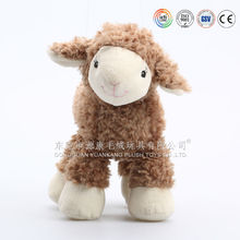 Perfect detailed grey sheeps toys stuffed custom toys animal for baby