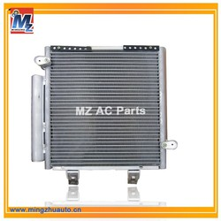 Car Ac Spare Parts Universal Auto Condenser For HONDA