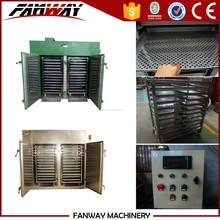 Bajo costo comercial de frutas máquina de secado
